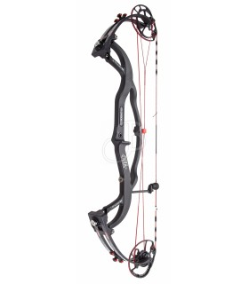 "ARCO COMPOUND PSE CARBON AIR HD 24.5-30.5"" 60Lbs. BK RH 2016"