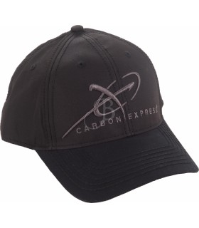 CARBON EXPRESS CASQUETTE PITCH BK