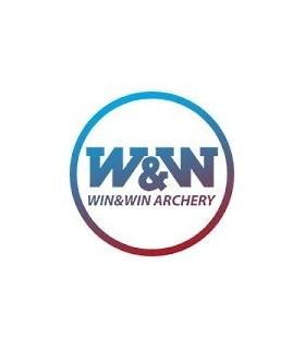 WIN & WIN V-BAR CARBON CX-AD GLOSSY BK