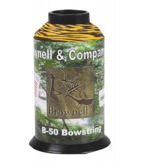 BROWNELL DACRON B-50 COMBO JAUNE/MARRON