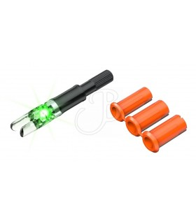 CLEAN-SHOT NOCK OUT LIGHTED NOCK 3PCS