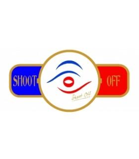 SHOOT-OFF SHOOT.GLAS. MASTER NOSEPAD LOW