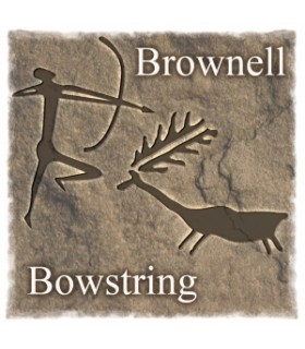 BROWNELL BOWSTRING B-50 1/4LB BRONZE