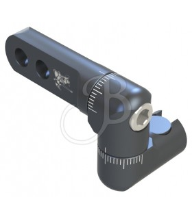 B-STINGER ADJUSTABLE SIDE BAR ELITE SENZA QD