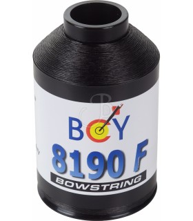B.C.Y. BOWSTRING 8190F 1/4LB       BK