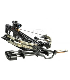 BEAR SAGA 370 CROSSBOW PACKAGE