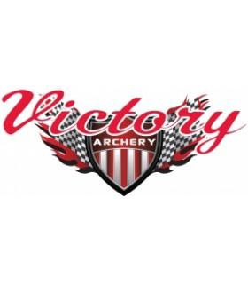 "VICTORY ARROW VENUS 29""FEATHER 2""1/4PK"