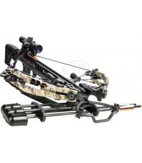 BEAR SAGA 370LS CROSSBOW PACKAGE