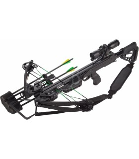 SKORPION CROSSBOW XBC370 BK185Lbs.+ACCESS.