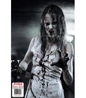 BENCHMASTER ZOMBIE SHOOT.TARG.GIRL BLOO.KN