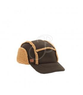 AIGLE CAP H8714 COUNTRYCAP      BRONZE/PEBBLE