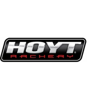 "HOYT 18 DOUBLE XL 26.5-30""60Lbs. BL LH"