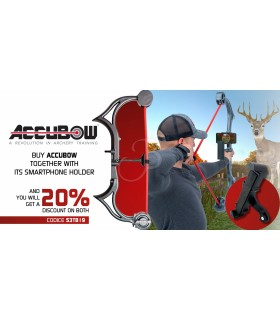 BIG SAVE ACCUBOW SET SIMULAZIONE TIRO+SUPPORT