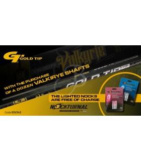 BIG SAVE GOLD TIP SHAFT VALKYRIE 500+NO
