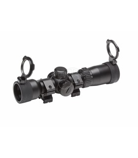 CARBON EXPRESS SCOPE 1.5-5X32 ILLUMINAT.RD/GR
