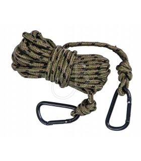 AMERISTEP 30' ROPE WITH CARABINERS
