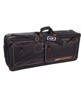 EASTON DELUXE ROLLER BOWCASE 3615  BK