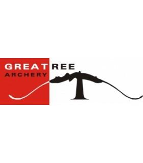 "GREATREE ARCO GOSHAWK +FLETTENTI OGH 60""45Lbs.RH"