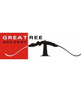 "GREATREE BOW GOSHAWK+OGH LIMBS 60""45Lbs.RH"