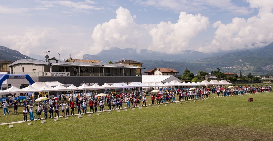 European Youth Cup a Rovereto