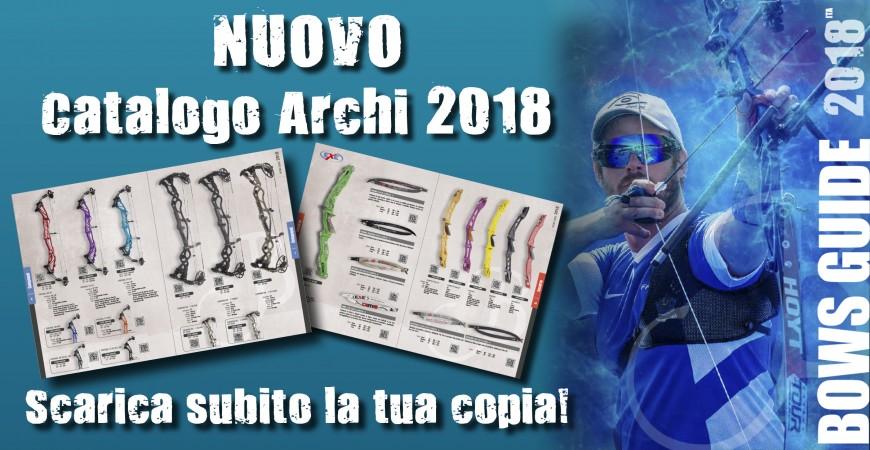 Catalogo Archi 2018 - Bows Guide