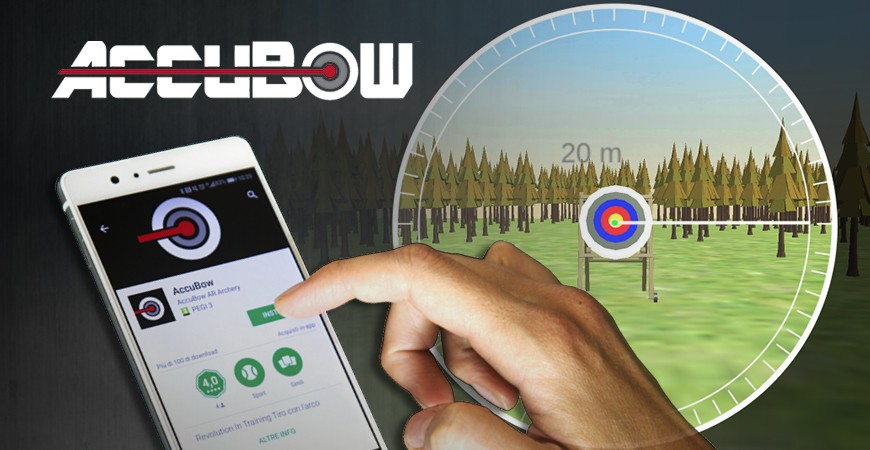 Accubow, nuova App Android