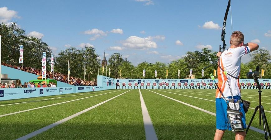 Mondiali di tiro con l'arco: verso il record di partecipanti