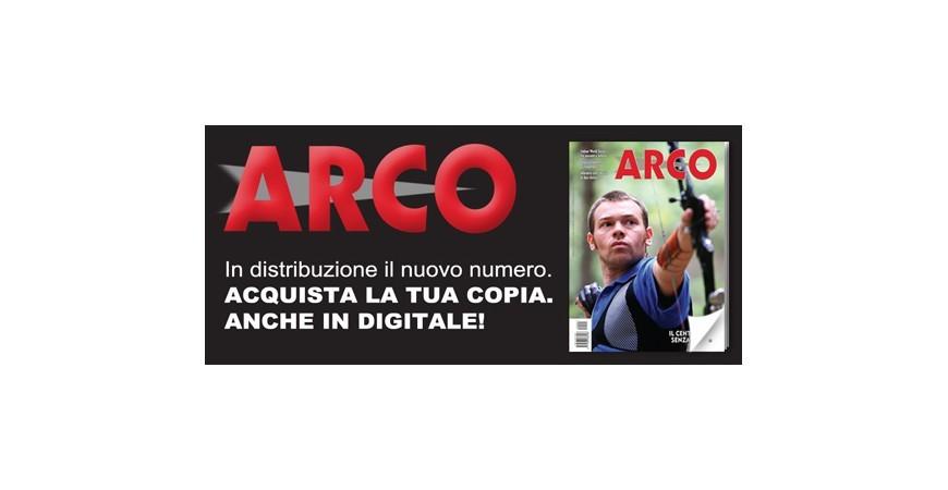 Nuovo numero della rivista ARCO